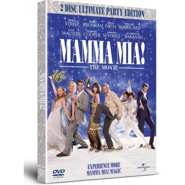 Mamma Mia! [2-Disc Ultimate Party Edition]