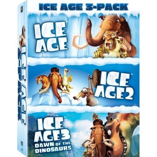 Ice Age [3-Pack Boxset]