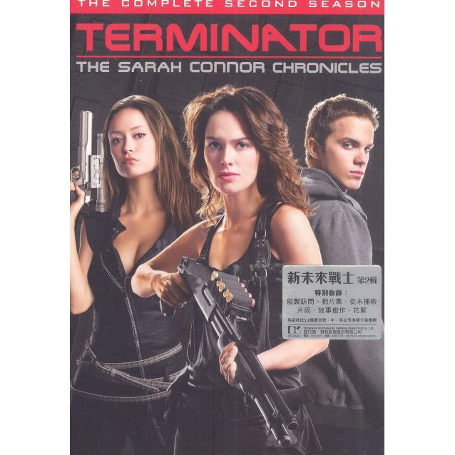 Terminator: Sarah Connor Chronicles Season 2