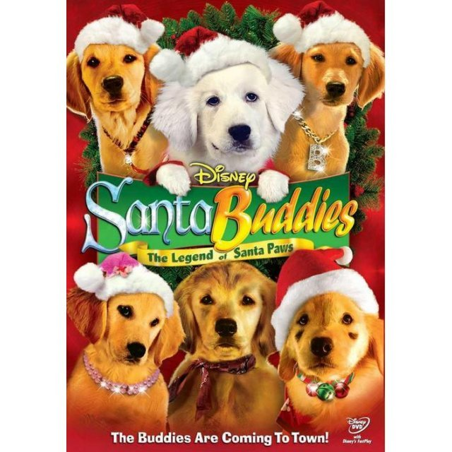 Santa Buddies The Legend Of Santa Paws