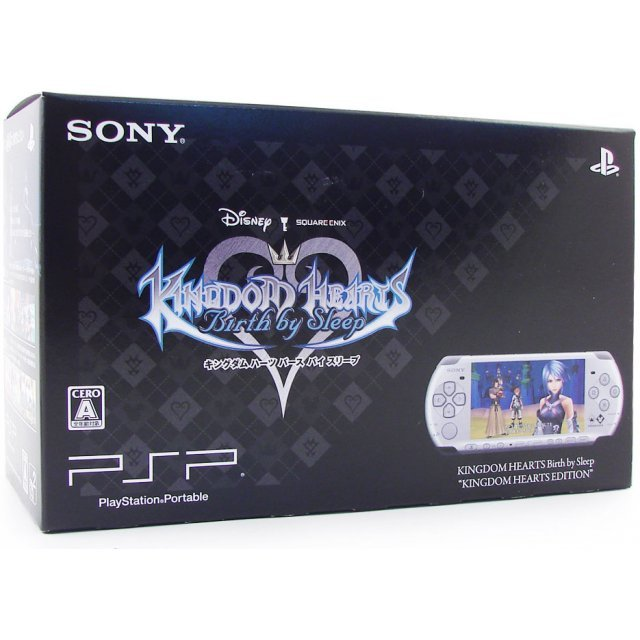 Kingdom Hearts: Birth by Sleep Limited Edition Pack (PSP-3000 Bundle)