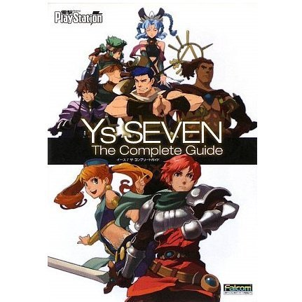 Ys Seven The Complete Guide