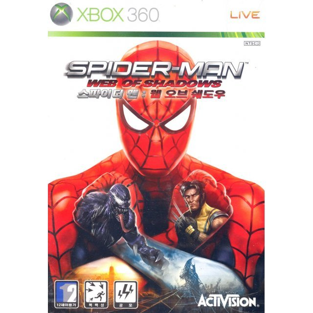 Spider-Man: Web of Shadows