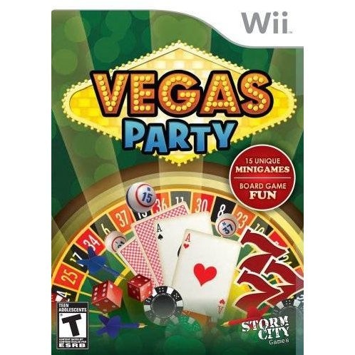 Nintendo wii casino games