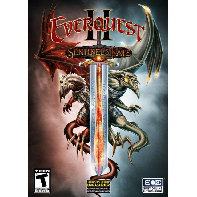 Everquest II: Sentinel's Fate (DVD-ROM)