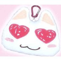 Toro Face Card Case: Toro Love Version
