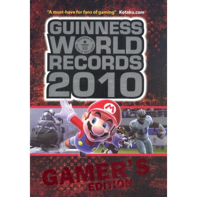 Guinness World Records Gamers Edition 2010