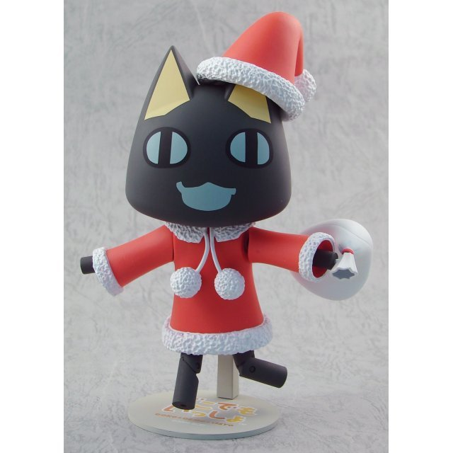 Prize Revoltech Costume Series No. 3 Pre-Painted Action Figure: Kuro (Christmas Version)