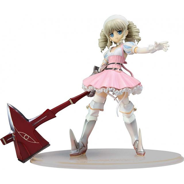 Excellent Model Core Queens Blade 1/8 Scale Pre-Painted PVC Figure: Steel Princess Yumil (Special Edition)