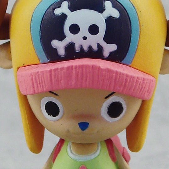 One Piece Strong World Vol. 1 Pre-Painted Figure: Chopper