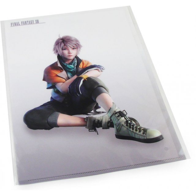 Final Fantasy XIII Clear File Vol. 2 Hope Estheim