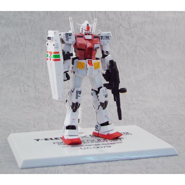 7-Eleven X Gundam FIX Figuration Pre-Painted Figure: RX-78-2 Gundam (Seven-Eleven Version)