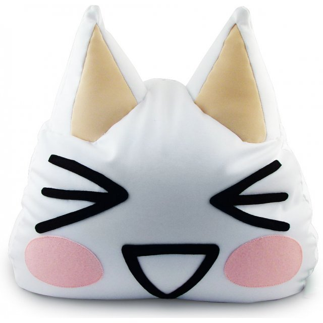 Dokodemoissyo Cushion Plush Doll: Toro Smile (M)