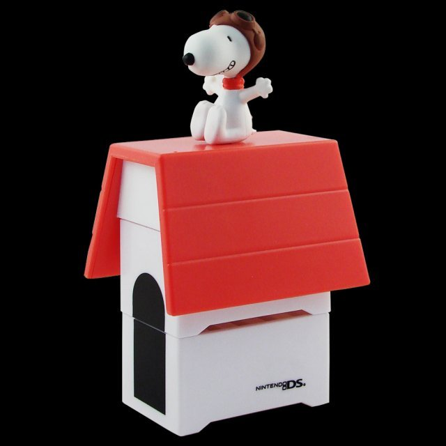 DS Card House Peanuts Flying Ace