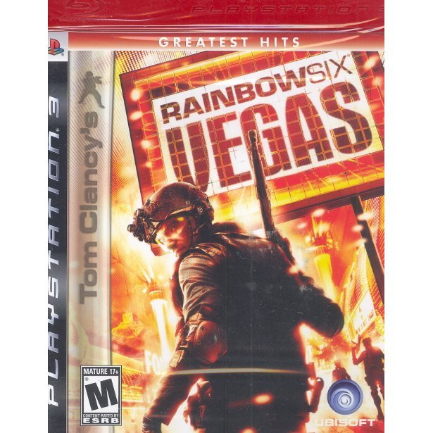 Tom Clancy's Rainbow Six: Vegas (Greatest Hits)