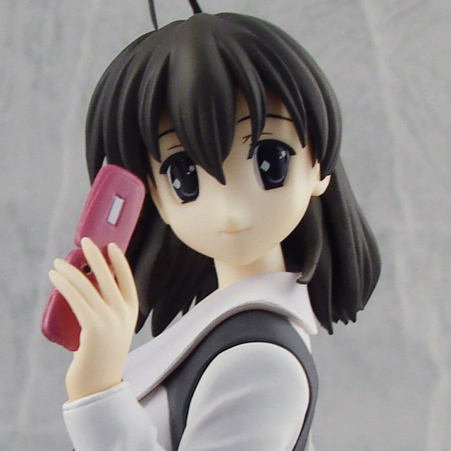 School Days 1/8 Scale Pre-Painted PVC Figure: Saionji Sekai