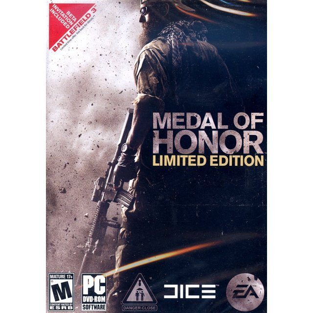 Medal of Honor (Limited Edition) (DVD-ROM)