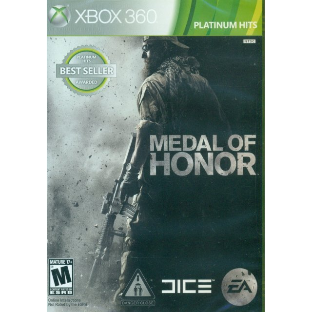 Medal of Honor (Platinum Hits)