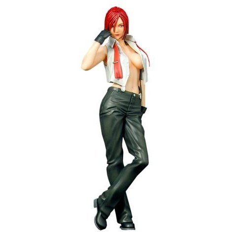 The King of Fighters 1/6 Scale Pre-Painted PVC Figure: Vanessa