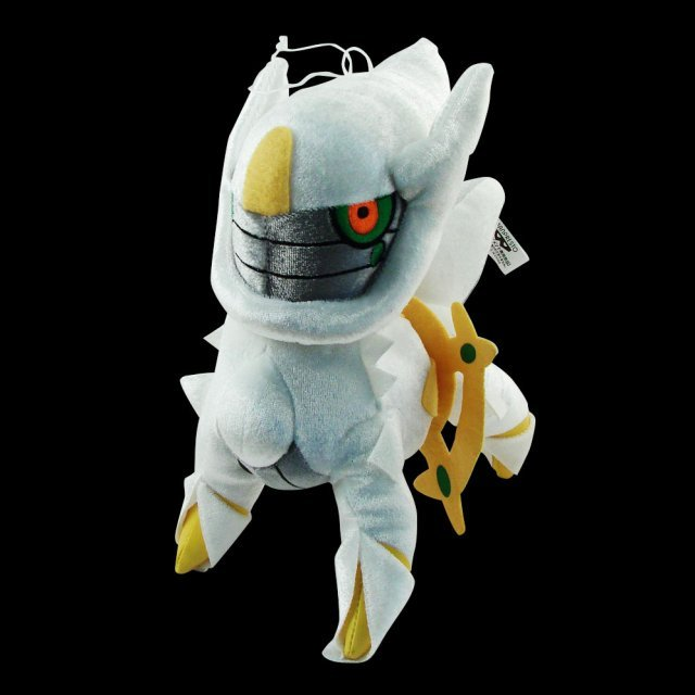 Pokemon DX Diamond & Pearl Plush Doll: Arceus