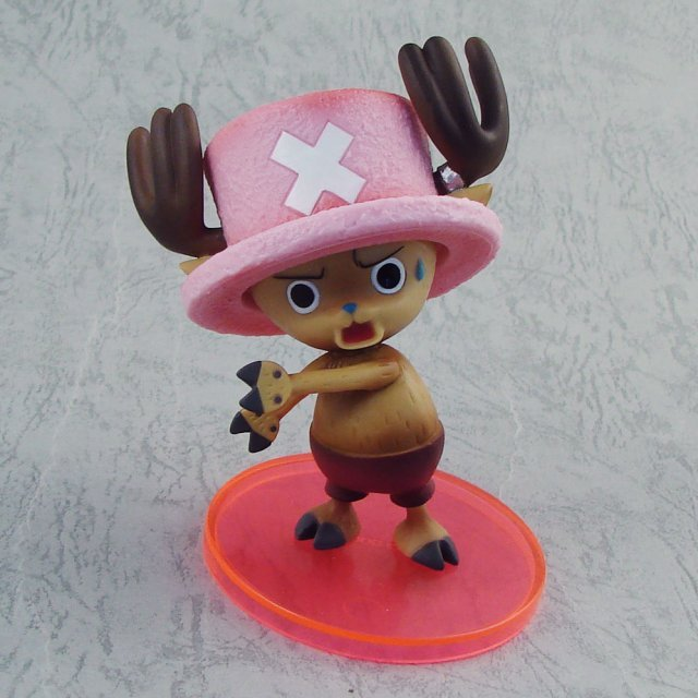 One Piece Chopper kumitateshiki Figure 4 Pre-Painted Mini Figure: Chopper Type A
