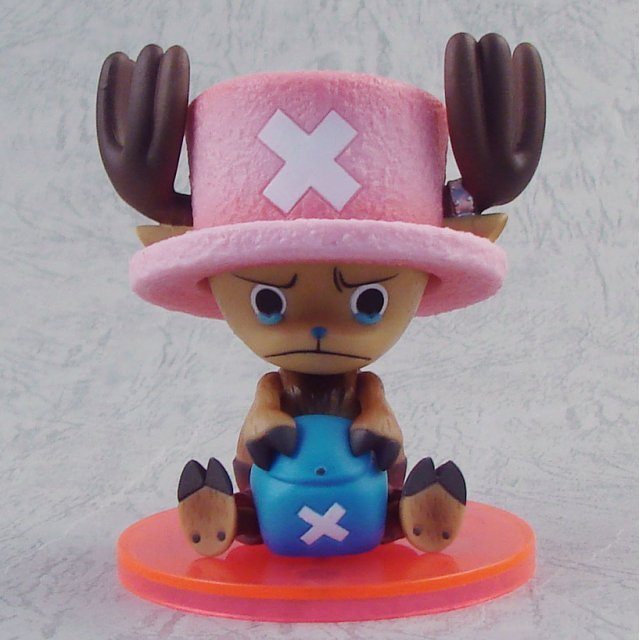 One Piece Chopper kumitateshiki Figure 4 Pre-Painted Mini Figure: Chopper Type c