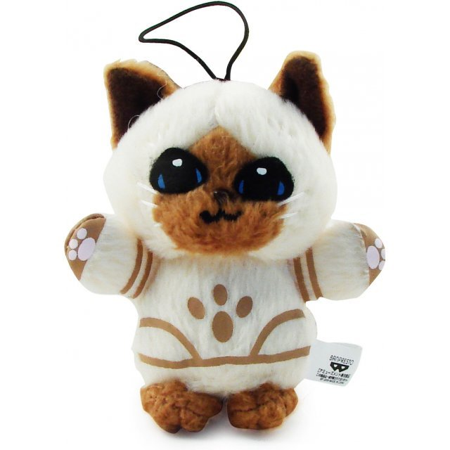 Monster Hunter Mini Plush Doll: Airou