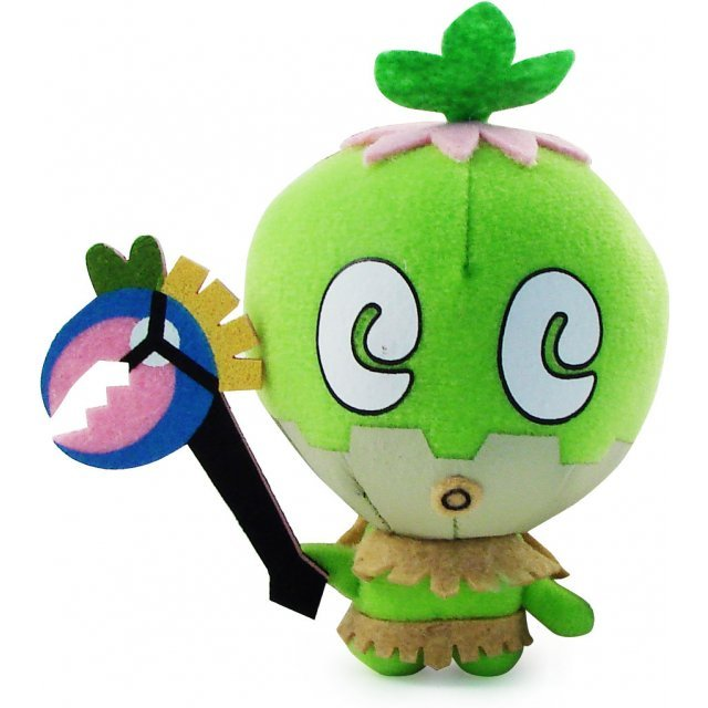 Monster Hunter Mini Plush Doll: Cha Cha