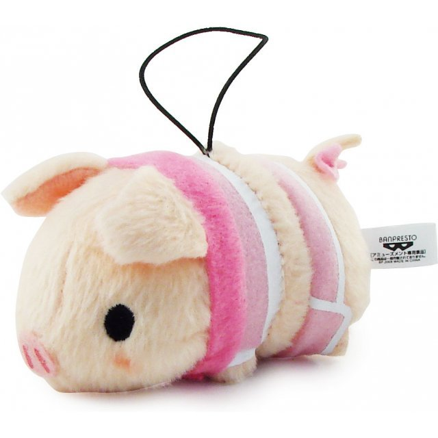 Monster Hunter Mini Plush Doll: Pugee (Pink)