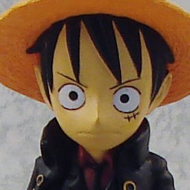 One Piece Strong World Vol. 3 Pre-Painted Figure: Luffy