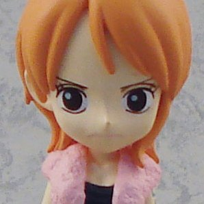 One Piece Strong World Vol. 3 Pre-Painted Figure: Nami