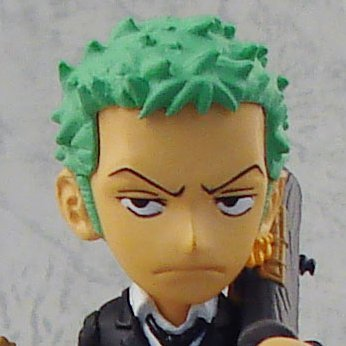 One Piece Strong World Vol. 4 Pre-Painted Figure: Zoro