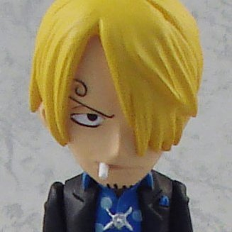 One Piece Strong World Vol. 4 Pre-Painted Figure: Sanji