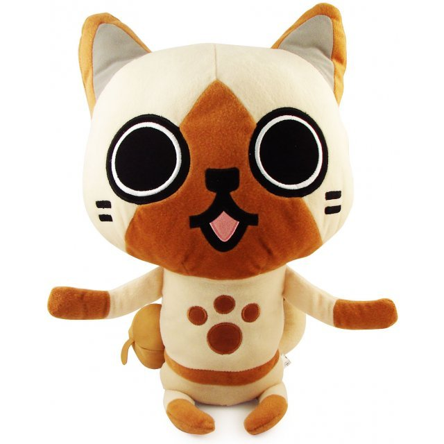 Monster Hunter Plush Doll: Airou (L)
