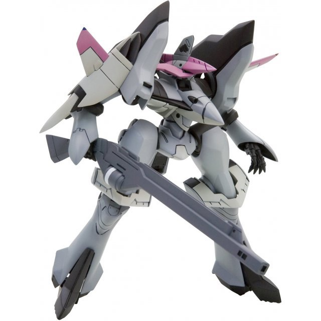 Super Robot Taisen 1/144 Pre-Painted Plastic Model Kit: DCAM-006 Guarlion