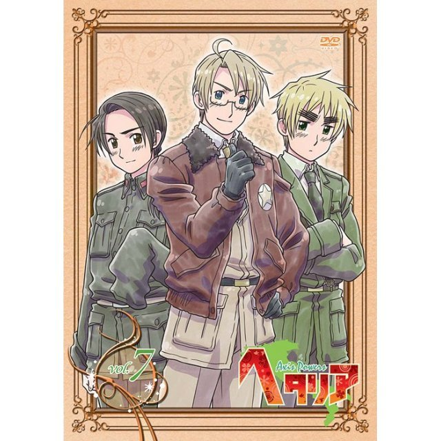 Hetalia Axis Powers Vol.7