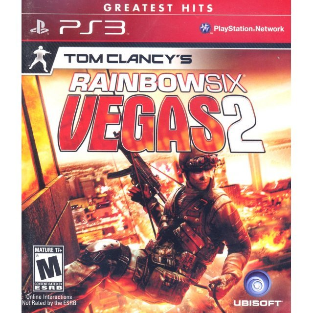Tom Clancy's Rainbow Six: Vegas 2 (Greatest Hits)