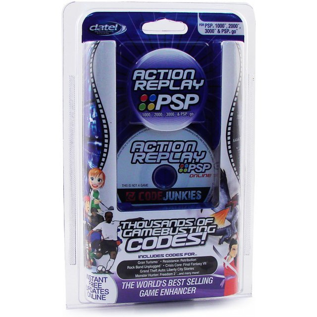 Action Replay PSP