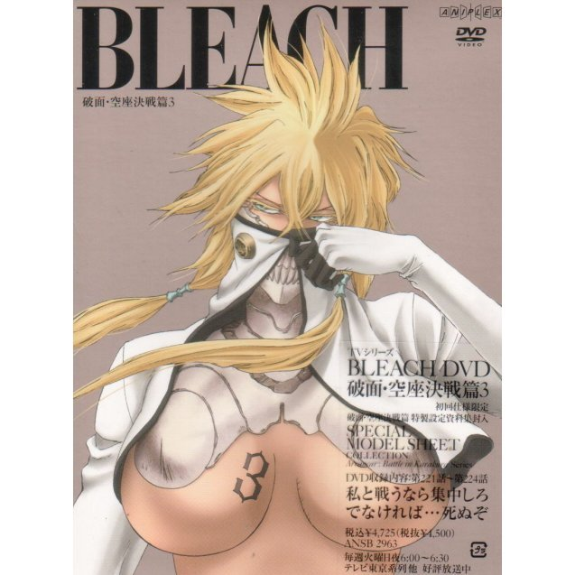 Bleach Arrancar: Battle In Karakura Series 3