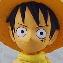 One Piece Strong World Vol. 5 Pre-Painted Figure: Monkey D. Luffy