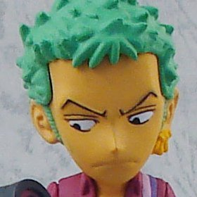 One Piece Strong World Vol. 6 Pre-Painted Figure: Roronoa Zoro