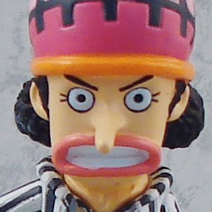 One Piece Strong World Vol. 6 Pre-Painted Figure: Usopp