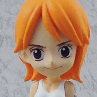 One Piece Strong World Vol. 6 Pre-Painted Figure: Nami