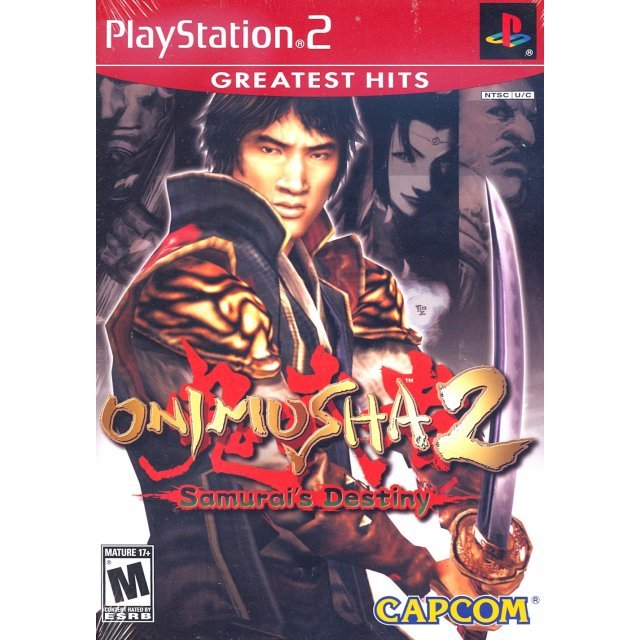 Onimusha 2: Samurai's Destiny (Greatest Hits)