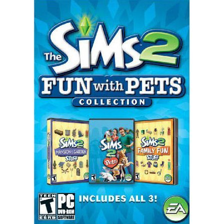 The Sims 2 Fun with Pets Collections (DVD-ROM)