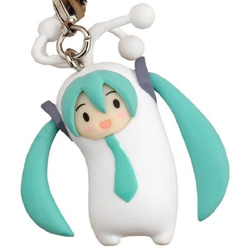 Good Smile Character Vocal Series Character Charm Collection Miku Strap