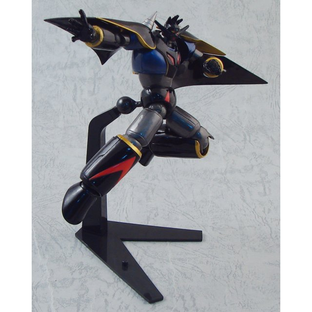 Revoltech Series No. 074 - Shin Getter Robo Pre-Painted PVC Figure: Getter Dragon (Black Version)