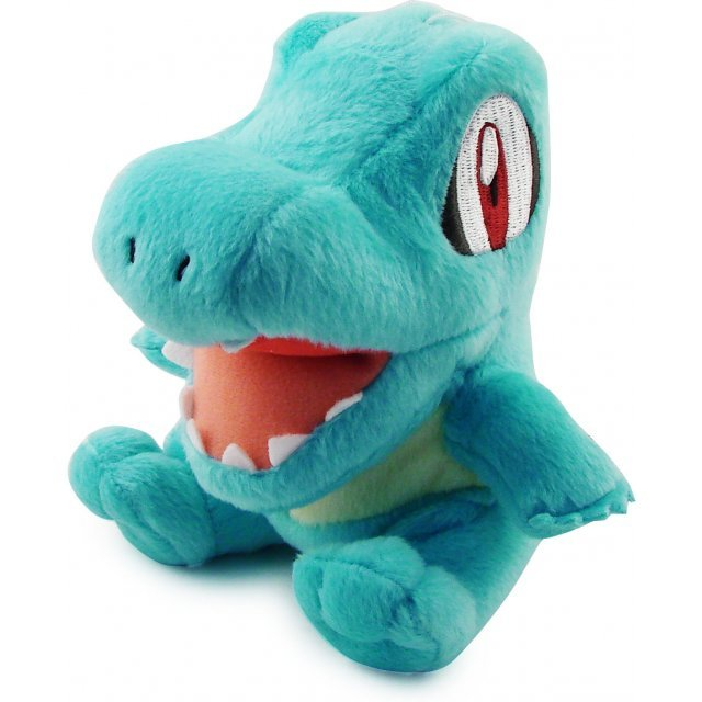 Pokemon DP Korotto Manmaru Nuigurumi Evolution Plush Doll: Waninoko