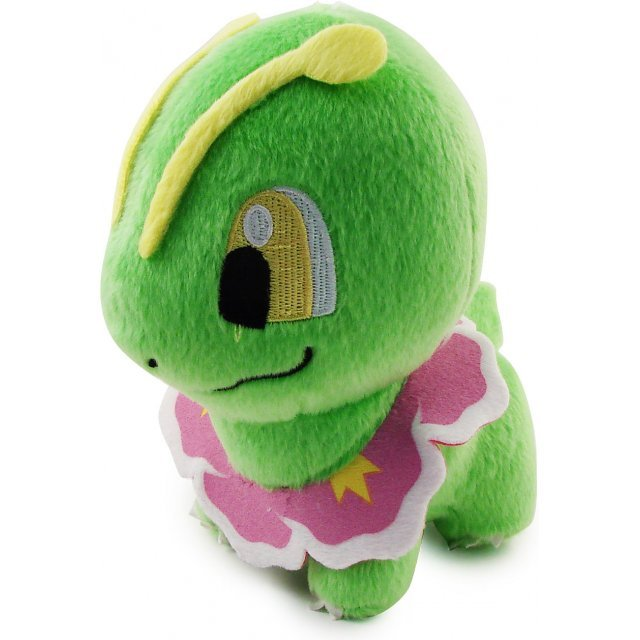 Pokemon DP Korotto Manmaru Nuigurumi Evolution Plush Doll: Meganeumu