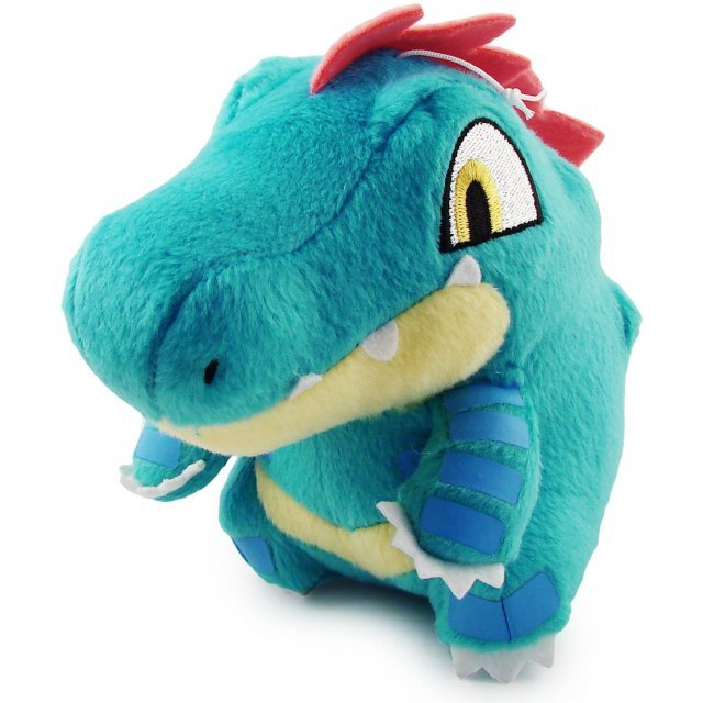 Pokemon DP Korotto Manmaru Nuigurumi Evolution Plush Doll: Odairu